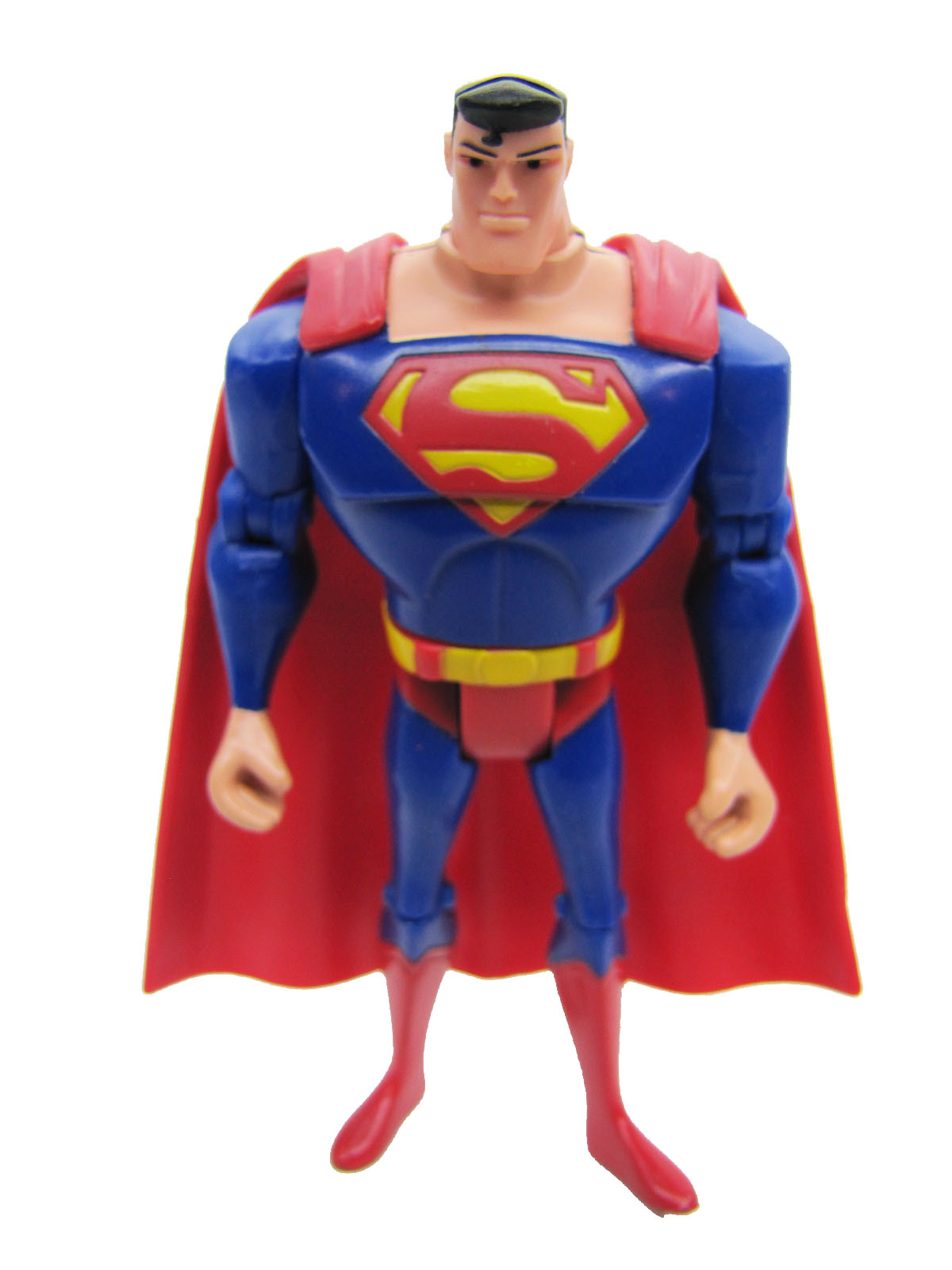 Justice League Unlimited Superman Complete